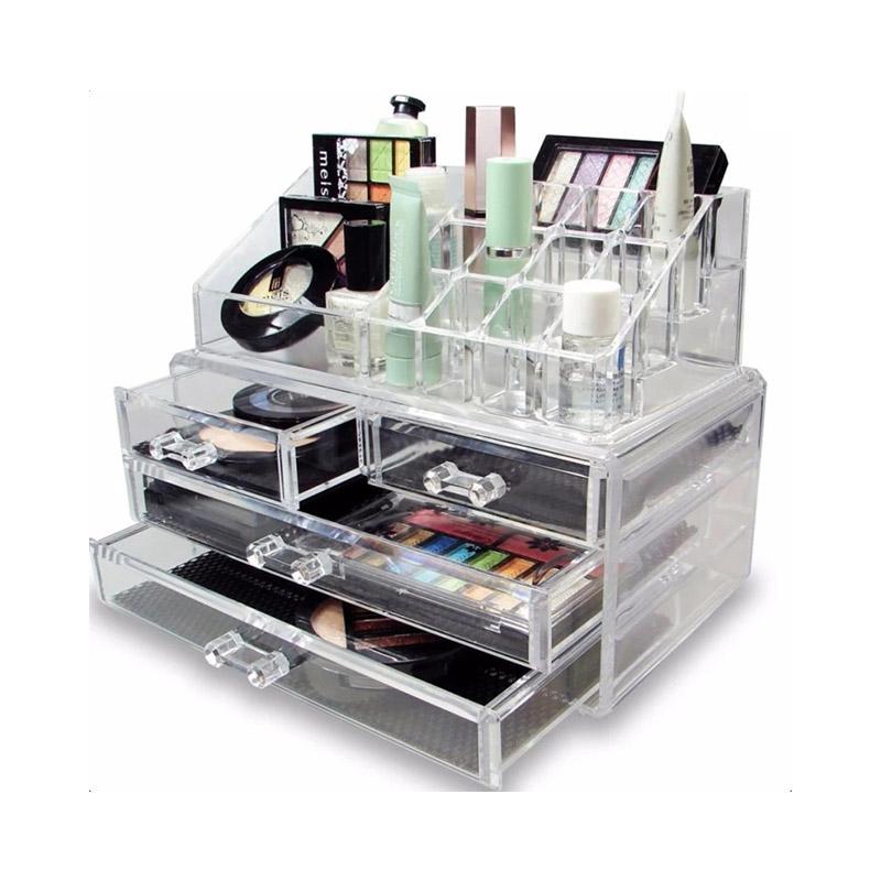 Beauty acrylic box