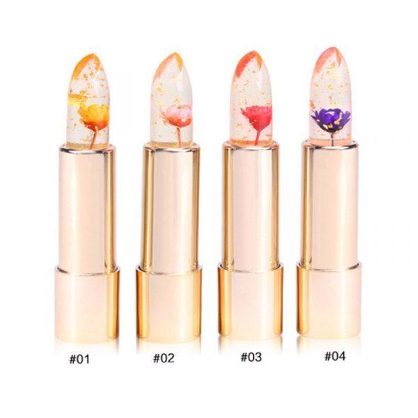 Kailijumei Flower Jelly Lipstick2
