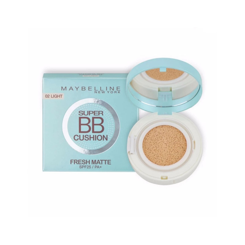 MAYBELLINE FRESH MAT CUSHION SPF 25 PA+